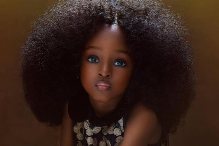 najljepša djevojčica na svijetu